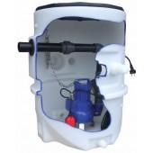 Evamatic-Box N 1500  met Amaporter met vlotter.